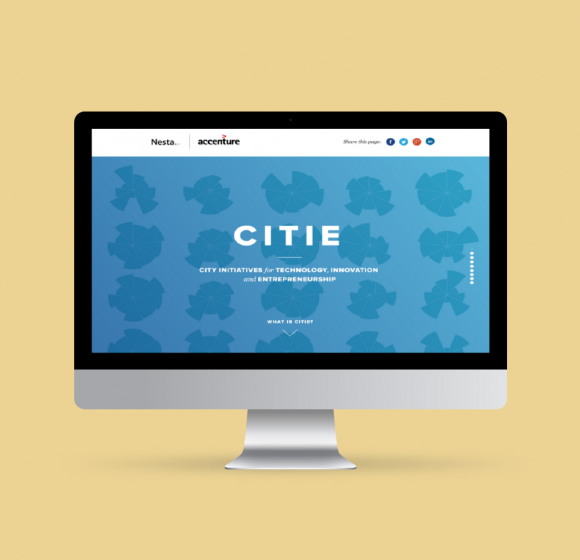 CITIE, Urban Datastore and Organicity